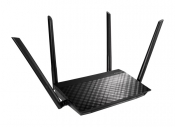 WiFi-маршрутизатор Б/У ASUS RT-AC58U / WiFi 2.4ГГц/5ГГц 802.11a/b/g/n/ac, 4 порта 1000 Мбит/сек