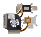 Вентилятор HP DV6-2000 с термотрубкой