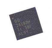 Контроллер заряда батареи Texas Instruments QFN-24 (BQ24193H)