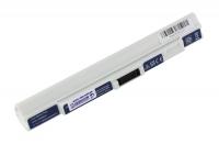 АКБ для ноутбука Acer (UM09A31) / 11.1V, 2600mAh / Aspire One 531h, 751, ZA3, ZG8 белая