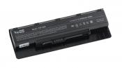 АКБ для ноутбука ASUS (A31-N56) TopON / 10.8V, 4400mAh / N46, N56, N76 черная