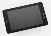 """Модуль для планшета 7"""" ASUS Fonepad ME371MG черный ORIGINAL с золотистой рамкой / уценка"""