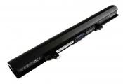 АКБ для ноутбука Toshiba (PA5185U-1BRS) / 14.4V, 2600mAh / Satellite C50-B, C55, C55-B черная