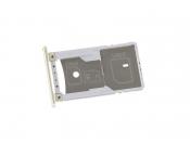 Лоток SIM карты Б/У ASUS ZenFone 3 ZE520KL золотистый