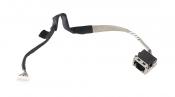 Разъем сетевой LAN Б/У HP Probook 4510s с кабелем