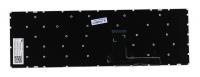 Клавиатура для ноутбука Lenovo IdeaPad 310-15 черная без рамки