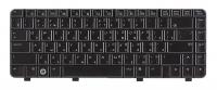 Клавиатура для ноутбука HP DV4-1000 черная