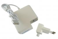 Блок питания для ноутбука Apple Macbook 16.5V/3.65A (MagSafe 2) 60W стеновой / A1425 A1502
