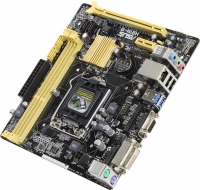 Материнская плата s1150 ASUS H81M-R/C/SI 2xDDR3, 4xUSB, 4xSATA, VGA, DVI, PCI-E16, microATX