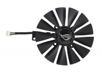 Вентилятор для видеокарты Б/У ASUS STRIX RX460-04G GAMING