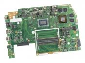 Материнская плата ноутбука Б/У ASUS X570ZD Rev 2.0 (процессор Ryzen 5 2500U, видеокарта GTX1050)