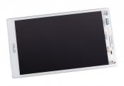 """Модуль для планшета 8"""" ASUS ZenPad 8 Z380KNL белый ORIGINAL с серебристой рамкой"""