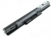 АКБ для ноутбука Sony VAIO (VGP-BPS35) / 14.8V, 2200mAh / 14E, 15E черная