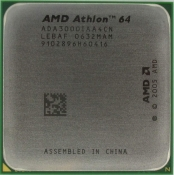 Процессор Socket AM2 AMD Athlon 3000-3800 (2,6 ггц)