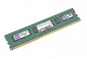 Память Б/У DDR3 4GB 1333MHz Kingston ECC CL9 / KVR1333D3D8R9S