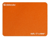 Коврик для мыши Defender Silver Opti-Laser