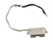 Разъем USB с кабелем ASUS K50AD