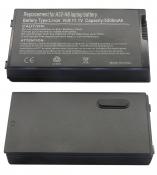 АКБ для ноутбука Asus (A32-A8) / 11.1V, 5200mAh / A8, F8, X80 черная