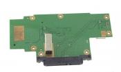 Плата подключения жесткого диска Б/У ASUS K50AF с кардридером Rev 2.0