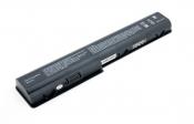 АКБ для ноутбука HP (HSTNN-IB75) / 14.8V, 5200mAh / Pavilion DV7-1000 черная