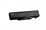 АКБ для ноутбука Lenovo (L08O6D13) TopON / 11.1V, 4400mAh / IdeaPad Y450, Y550 черная