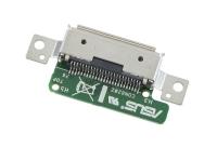 Разъем питания/передачи данных для планшета ASUS TF103CG на плате / 90NK0180-R10030