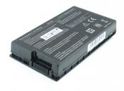 АКБ для ноутбука ASUS (A32-A8) / 11.1V, 4400mAh / A8, F8, X80 черная