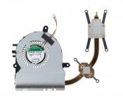 Вентилятор ASUS X302UJ ORIGINAL с термотрубкой