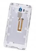 Задняя крышка смартфона ASUS ZenFone 3 Laser ZC551KL серебристая