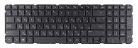 Клавиатура для ноутбука HP G6-2000 без рамки черная