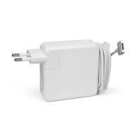 Блок питания для ноутбука Apple Macbook 14.85V/3.05A (MagSafe 2) TopON стеновой