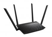WiFi-маршрутизатор Б/У ASUS RT-AC51 / WiFi 2.4ГГц 802.11a/b/g/n/ac, 4 порта 100Мб/сек ДЕФЕКТ