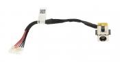 Разъем питания ASUS FX505DY с кабелем
