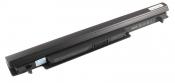 АКБ для ноутбука Asus (A41-K56) / 14.4V, 2200mAh / A46, A56, K46, K56 черная