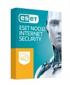 ПО Антивирус ESET NOD32 Internet Security 1год 3ПК (или продление на 20 месяцев)