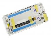 """Модуль для смартфона 5.5"""" ASUS Zenfone 4 ZE554KL белый ORIGINAL с рамкой"""