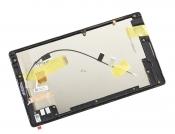 """Модуль для планшета 7"""" ASUS ZenPad C 7.0 Z170CG черный ORIGINAL с серебристой рамкой"""