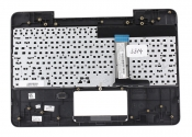 Клавиатура для док-станции ASUS TF103C топкейс темно-серый, клавиши черные, без тачпада