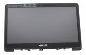 """Модуль для ноутбука 13.3"""" ASUS UX305CA (3200x1800) черный ORIGINAL с рамкой"""
