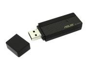 Адаптер WiFi ASUS WL-167G V3 802.11b/g/n, 150Mbps USB