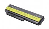 АКБ для ноутбука Lenovo (42T4868) / 11.1V, 5200mAh / ThinkPad X220 черная
