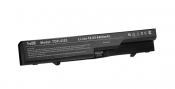 АКБ для ноутбука HP (HSTNN-I85C) TopON / 10.8V, 4400mAh / Compaq 320 черная