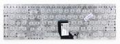 Клавиатура для ноутбука Sony Vaio VPC-SB17 АНГЛИЙСКАЯ без рамки черная (148737921)