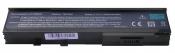АКБ для ноутбука Acer (TM07B41) / 11.1V, 4400mAh / Aspire 2420, 3620, 5560 черная