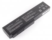 АКБ для ноутбука Asus (A32-M50) / 11.1V, 5200mAh / B23, B43, G50 черная