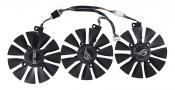Вентиляторы для видеокарты Б/У ASUS ROG Strix GTX 1070 / STRIX-GTX1070-O8G-GAMING