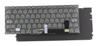 Клавиатура для ноутбука Apple A1398 с подсветкой (US Enter)