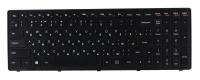Клавиатура для ноутбука Lenovo (черная рамка) G500S S510S S500 черная