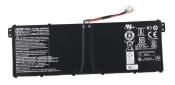 АКБ для ноутбука Acer (AC14B8K) оригинальная / 15.2V, 3220mAh / Aspire E3-111 черная