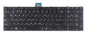 Клавиатура для ноутбука Toshiba L850, L870, C870, C850, L875, P850, P855 черная